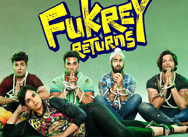 CBFC clears Fukrey Returns with UA certificate and no cuts