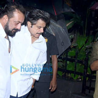 Celebs gather to pay respects to the late Shashi Kapoor