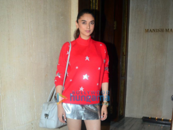Celebs grace Manish Malhotra's birthday bash