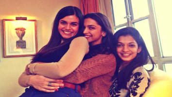 Check out Deepika Padukone spends quality time with her best friends