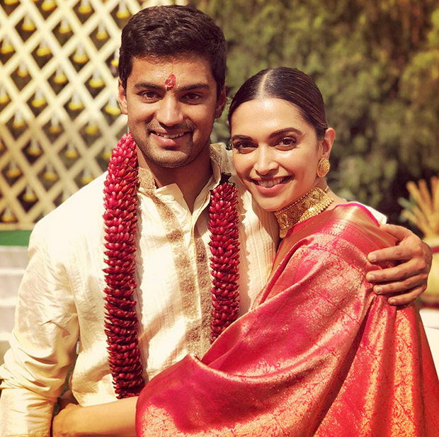 You won't believe who gifted Deepika Padukone this gorgeous royal saree!