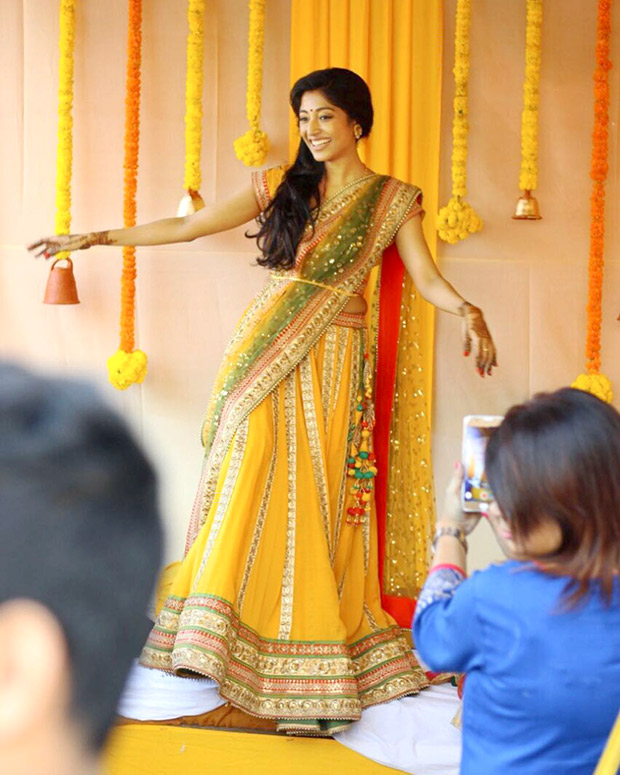 Hate Story actress Paoli Dam gets married to businessman Arjun Deb (5)