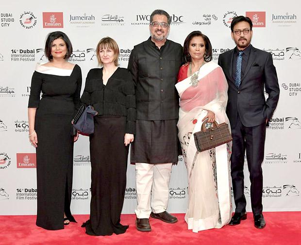Irrfan Khan felicitated alongside the likes of Patrick Stewart and Cate Blanchett at the Dubai International Film Festival (2)
