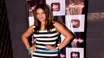 Launch of Alt Balaji's series 'Fourplay'