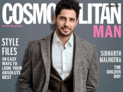 Make way for Sidharth Malhotra as he oozes a drop dead dapper quotient on the cover of a leading men's magazine!
