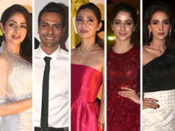 Masala! Awards 2017 red carpet Sridevi, Arjun Rampal, Mahira Khan, Mawra Hocane, Saba Qamar make it a glamorous affair to remember!