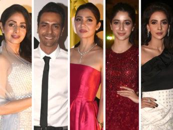 Masala! Awards 2017 red carpet Sridevi, Arjun Rampal, Mahira Khan, Mawra Hocane, Saba Qamar make it a glamorous affair to remember!