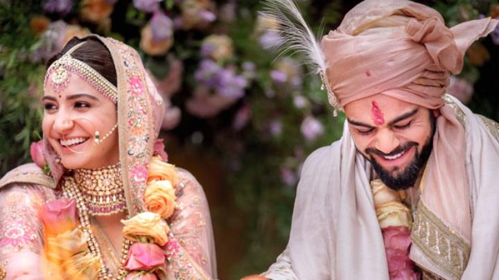 Newly-weds Virat Kohli and Anushka Sharma are returning from Tuscany to Mumbai tonight! news