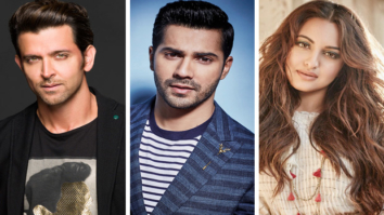 Padmavati controversy Hrithik Roshan, Varun Dhawan and Sonakshi Sinha condemn the protests, death threats