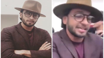 Ranveer Singh shows off his rapping skills