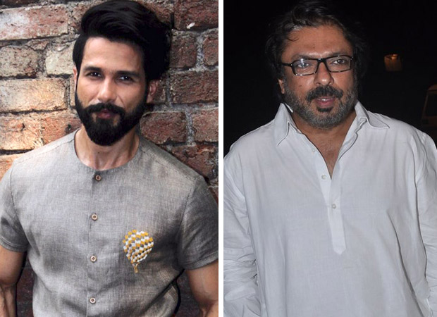 Shahid Kapoor's heart goes out to Sanjay Leela Bhansali; sends him love everyday