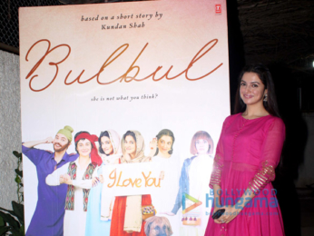 Special screening of Bulbul