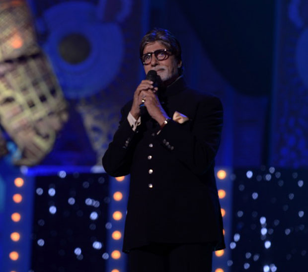 Star Screen Awards 2017 Amitabh Bachchan pays emotiKhanna