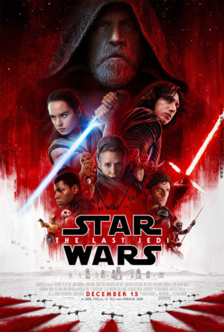 First Look Of The Movie Star Wars: The Last Jedi
