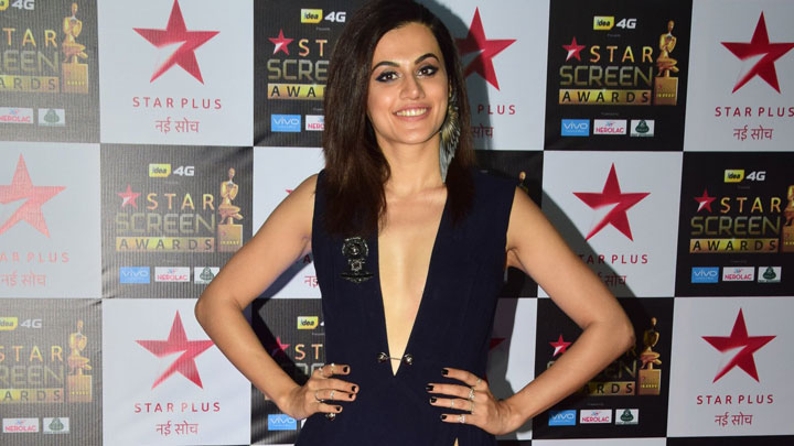Taapsee Pannu talks about her upcoming film with Diljit Dosanjh, Anurag Kashyap & lot more...