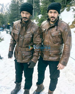 On The Sets Of The Movie Tiger Zinda Hai