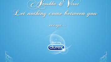 Virat Kohli - Anushka Sharma wedding Condom brand Durex tweets a funny congratulatory message