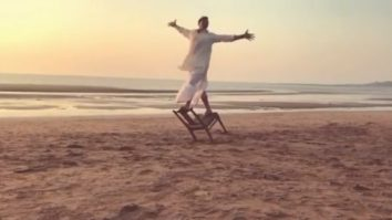 WATCH Akshay Kumar does a somersault in dhoti- kurta after wrapping up Gold