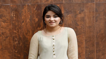 Zaira-Wasim-in-a-flight