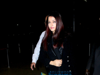 Aishwarya Rai Bachchan, Sidharth Malhotra and others snapped at the airport