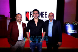 Arbaaz Khan graces the event hosted by Parinee