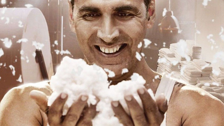 Check Out Akshay Kumar Jumping Out Of Joy In This Fantastic Promo Of Padman video