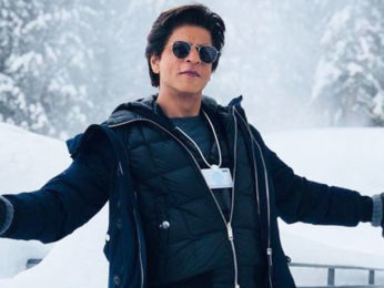 JUBILANT Shah Rukh Khan Breaks Silence On Being Awarded At Davos 2018 video