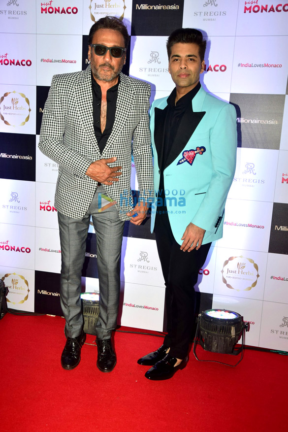 Karan Johar, Jackie Shroff and others grace the launch of Millionaireasia magazine