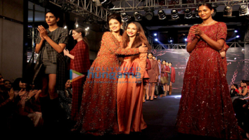 Nidhhi Agerwal walks at The Wedding Junction Show