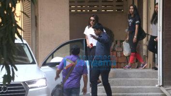 Parineeti Chopra spotted in Mumbai