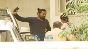 Randeep Hooda spotted at Sunny Super Sound in Juhu