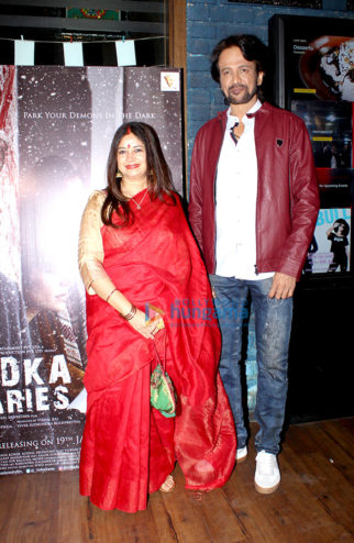 Rekha & Vishal Bharadwaj, Kay Kay Menon and Kushal Srivastav grace the launch of the track 'Sakhi Ri' from Vodka Diaries