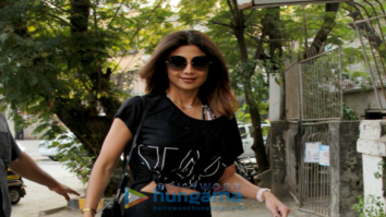 Shilpa Shetty and Divya Dutta snapped at Kromakay