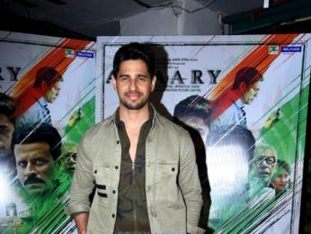 Sidhart Malhotra and Rakul Preet promote 'Aiyaary'