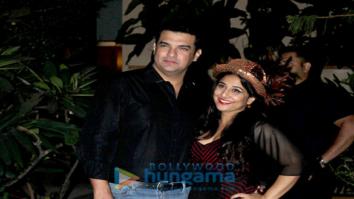 Vidya Balan's birthday bash