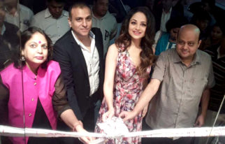 Zoya Afroz graces the launch of the new Jashn store in Delhi