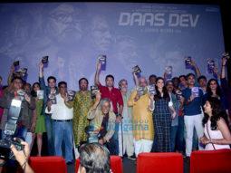 Aditi Rao Hydari, Richa Chadda and others snapped at Daas Dev first look release