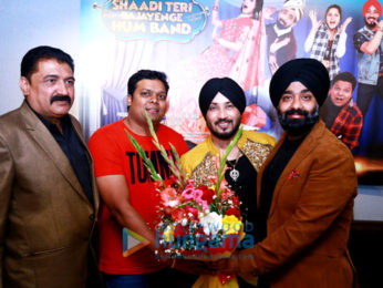 Audio release of 'Shaadi Teri Bajayenge Hum Band'