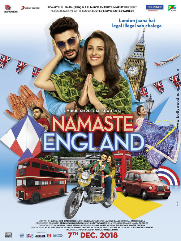 NAMASTE ENGLAND (2018) con ARJUN KAPOOR + Esperando Sub. Namastey-England-002