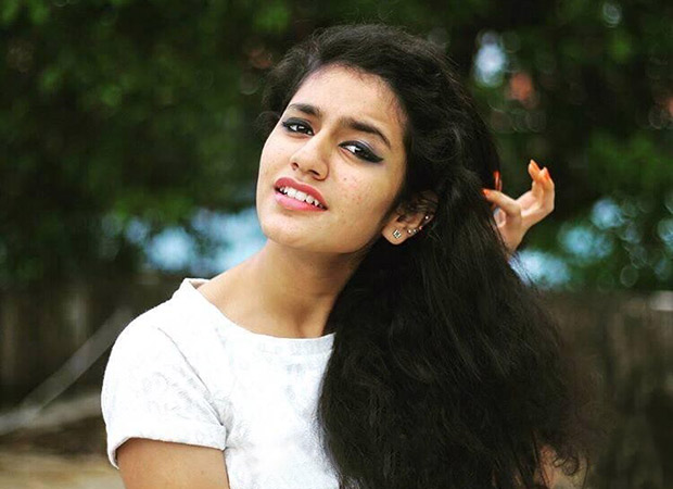 National Crush Priya Prakash Varrier did THIS on Valentine's Day!