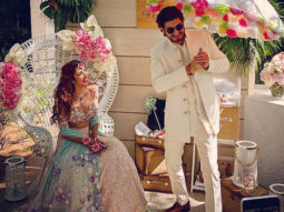 Pre-wedding festivities of Mohit Marwah Antara Motiwala