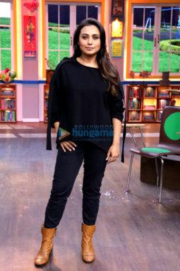 Rani Mukerji and Ram Kapoor promote Discovery JEET's Comedy High School