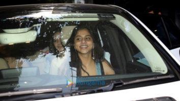 Suhana Khan, Ananya Panday and Shanaya Kapoor snapped at Tip & Toe in Juhu