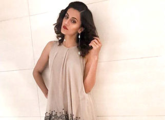 Taapsee Pannu works a dangerously sexy Rohit Gandhi and Rahul Khanna number with sass