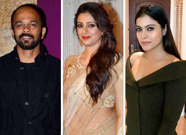 When Rohit Shetty's job was to press Tabu's sarees and fix Kajol's hair