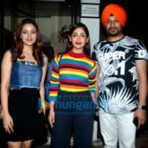 Yami Gautam snapped with her sister Surilie Gautam at Bastian
