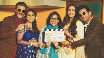 Ek Ladki Ko Dekha Toh Aisa Laga: Sonam Kapoor shares first glimpse with Anil Kapoor, Juhi Chawla and Rajkummar Rao