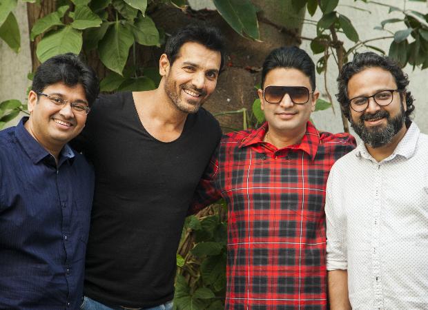 T-Series and Nikkhil Advani to jointly produce John Abraham - Manoj Bajpayee starrer, directed by Milap Zaveri