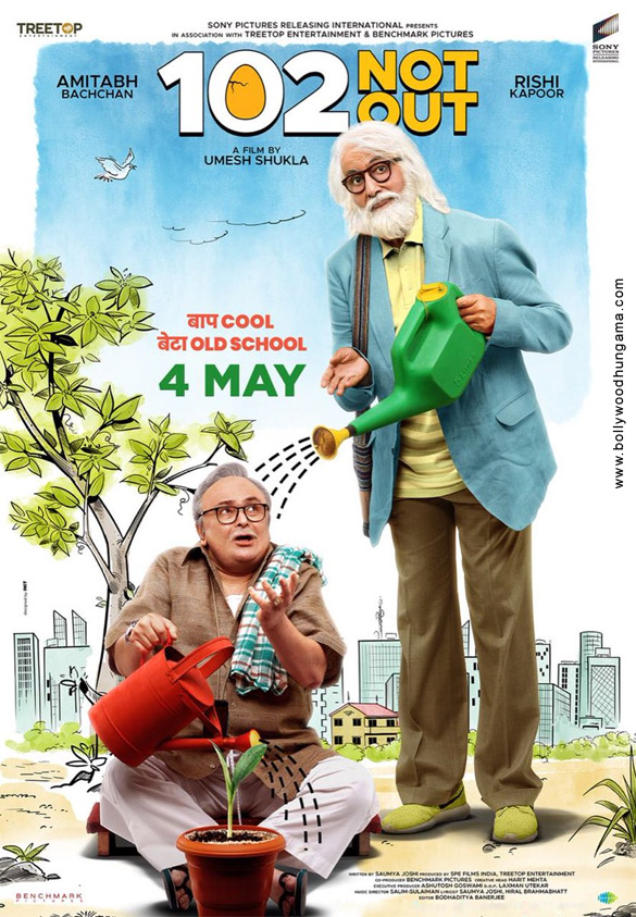 102 NOT OUT (2018) con AMITABH BACHCHAN + Jukebox + Sub. Español + Online 102-Not-Out-2