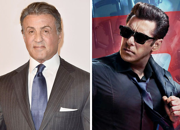 After Bobby Deol's picture mistake, Sylvester Stallone finally wishes Salman Khan with a correct picture for Race 3